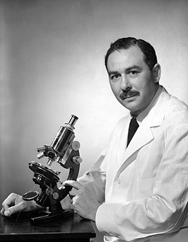 The young Dr. Sidney Farber (1947)