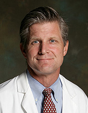 Dr. Scott Swanson is a thoracic surgeon who treats patients with esophageal cancer.