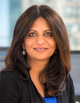 Sapna Syngal, MD, MPH, is a gastroenterologist and Director of the Gastrointestinal Cancer Genetics and Prevention Program.