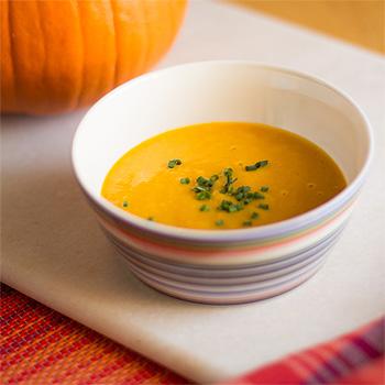 Pumpkin Soup - Dana-Farber Cancer Institute   Boston, MA