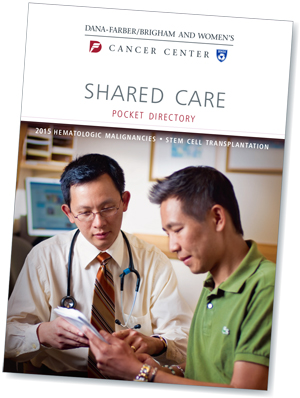 Shared Care Pocket Directory cover