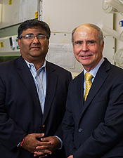 Dharminder Chauhan, PhD, and Kenneth C. Anderson, MD