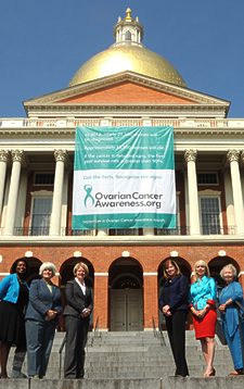 September Is Ovarian Cancer Awareness Month Dana Farber Cancer Institute Boston Ma
