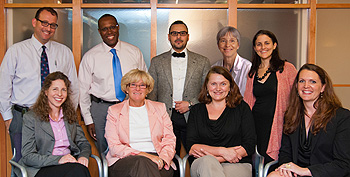 Cancer Care Equity Program staff