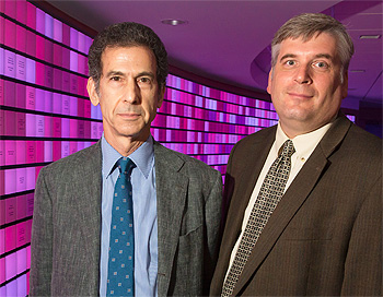 Key leaders of the new genetic-screening research program include Dana-Farber's Barrett Rollins, MD, PhD, and Neal Lindeman, MD, of Brigham and Women's Hospital.