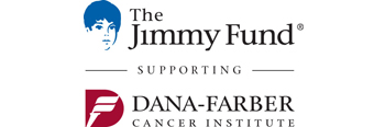 Jimmy Fund and Dana-Farber logos