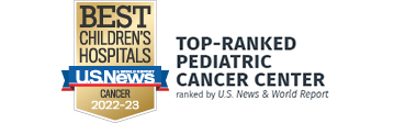 US News pediatric badge