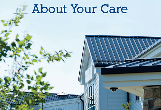 A Handbook about Your Care - Londonderry