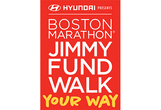 Boston Marathon Jimmy Fund Walk Your Way logo
