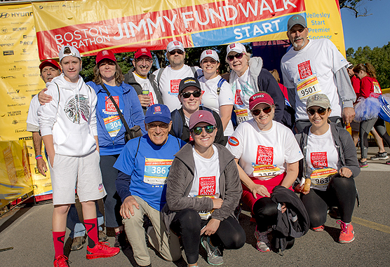 Jimmy Fund Walkers