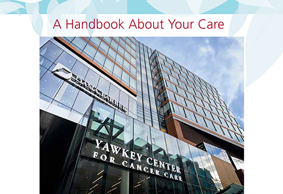 Dana-Farber/Brigham and Women's Cancer Center Patient Handbook