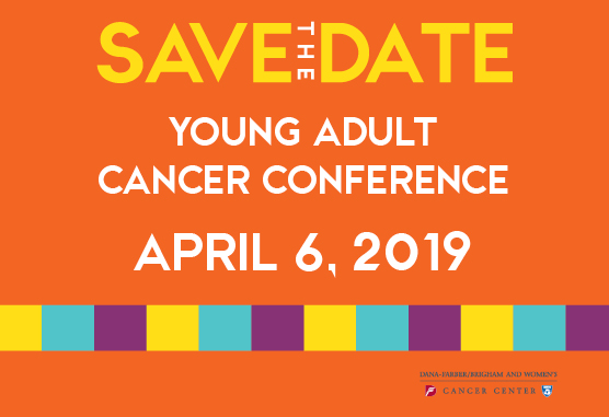 Save the Date Young Adult Cancer Conference