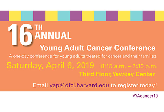 Young Adult Cancer Conference