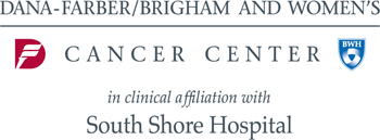 Dana-Farber/Brigham and Women's Cancer Center in clinical affiliation with South Shore Hospital logo