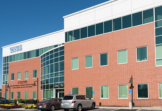 Dana-Farber Community Cancer Care building in Weymouth
