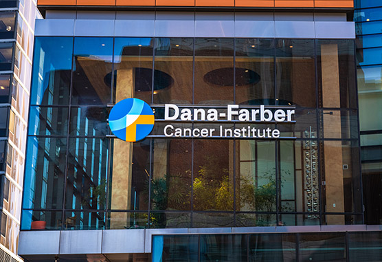 Yawkey Center for Cancer Care with new logo