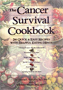The Cancer Survival Cookbook book