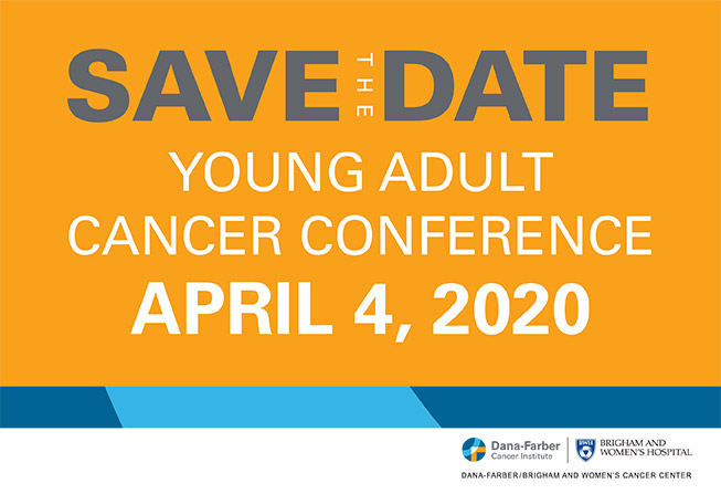 Save-the-date for the 2020 Young Adult Cancer conference