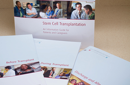Stem Cell Transplantation: An Information Guide for Patients and Caregivers