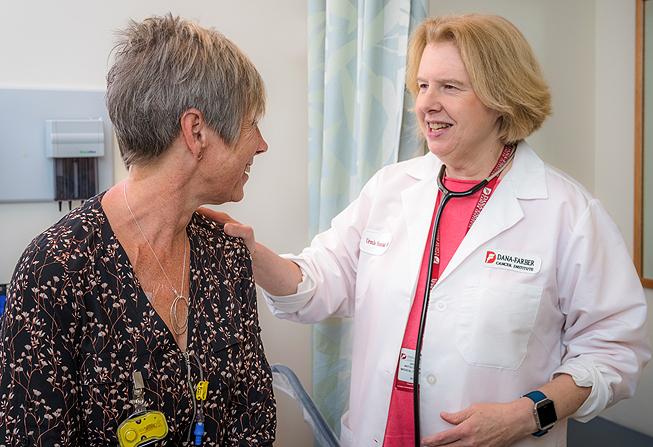 Ovarian Cancer Treatment Clinical Trials Dana Farber Cancer Institute Boston Ma