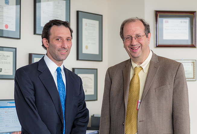 Benjamin Ebert, MD, PhD, and Richard M. Stone, MD