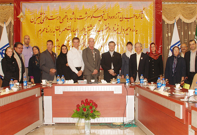 SHE Center meeting participants