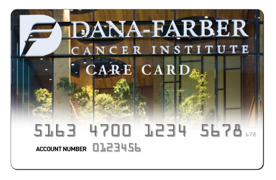 Dana-Farber Care Card