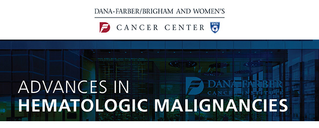 Advances in Hematologic Malignancies banner - new