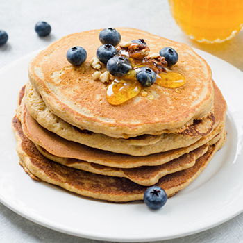 Spice Protein Pancakes
