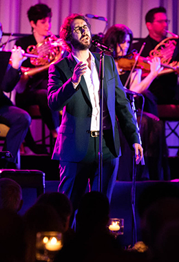 The 28th annual Discovery Celebration featured a special performance by Grammy Award-nominated singer, songwriter, and actor, Josh Groban.