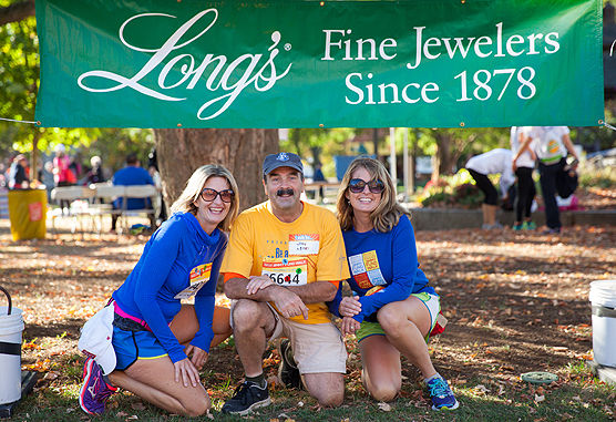 Jimmy Fund sponsor, Long's Jewelers