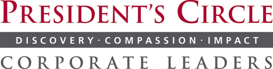 President's Circle Corporate Leaders logo