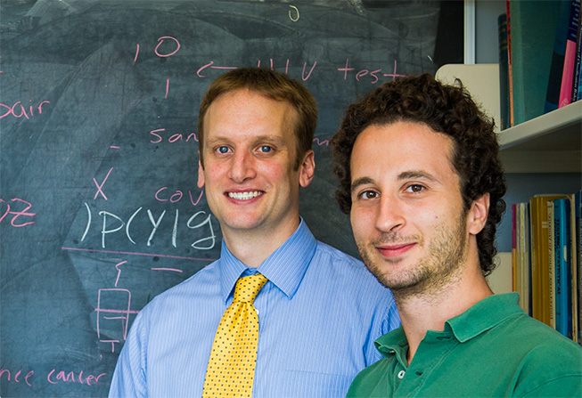 Brian Alexander, MD, MPH, and Lorenzo Trippa, PhD