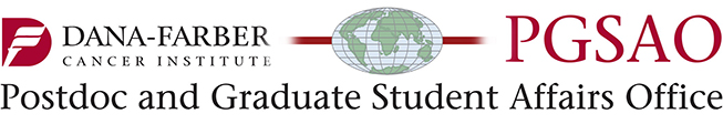 Postdoc and Graduate Student Affairs Office (PGSAO) logo